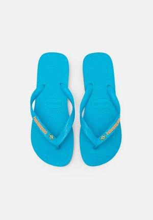 BRASIL LAYERS - Infradito da bagno - turquoise