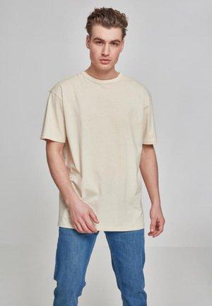 T-shirt basic - sand