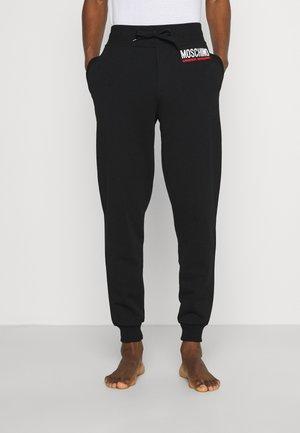 PANTS - Pyjamasbukse - black