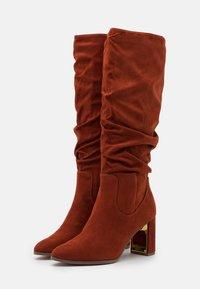 Tamaris - BOOTS - Boots - cinnamon - 2