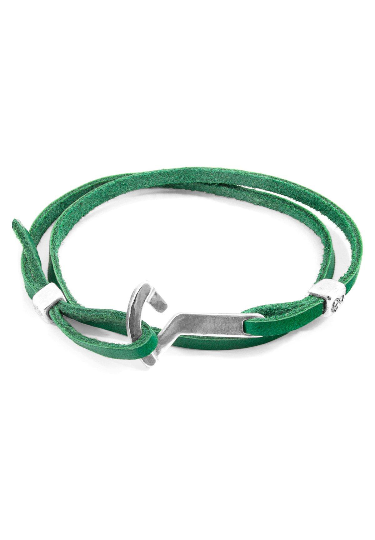 Anchor & Crew Flyak - Armband Green/grün