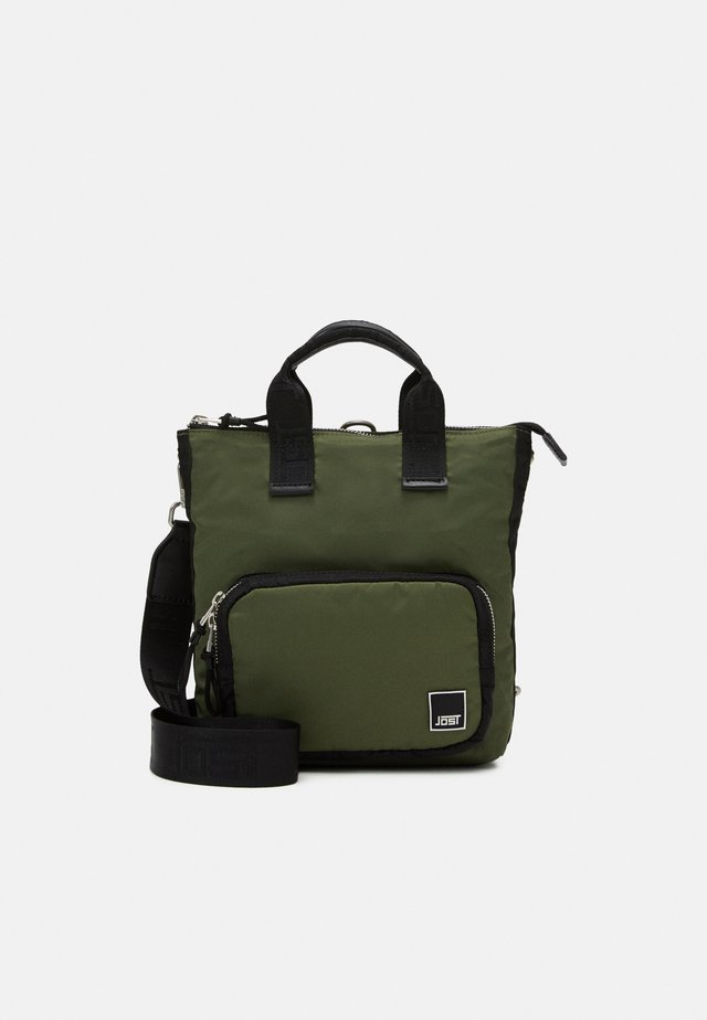 CHANGE BAG MINI - Olkalaukku - olive