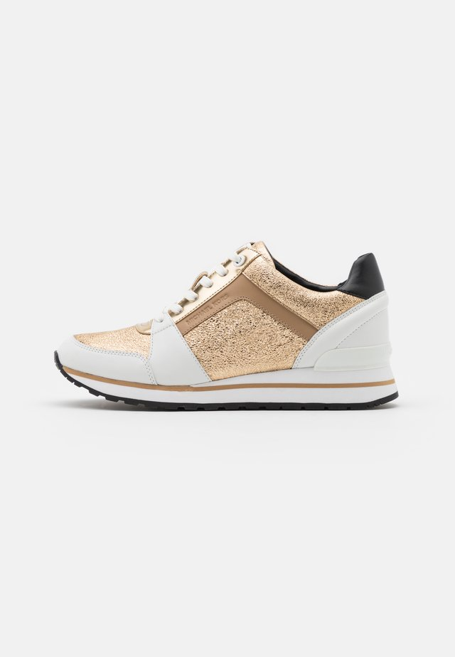 BILLIE TRAINER - Sneakers laag - pale gold