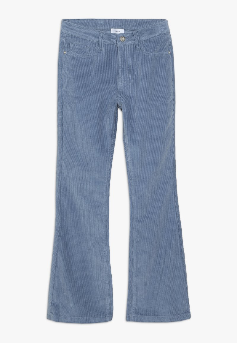 Grunt - FLARE - Kalhoty - storm blue