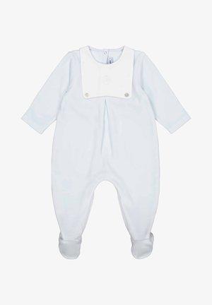 BABY STRAM - Sleep suit - light blue