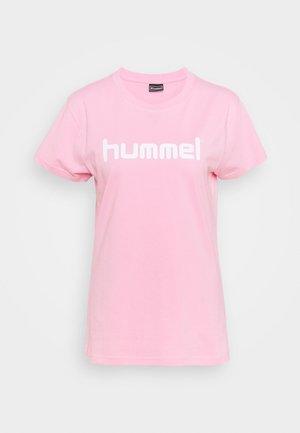 HMLGO  - Print T-shirt - cotton candy