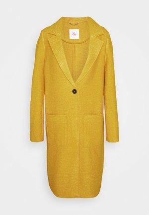 Cappotto classico - yellow