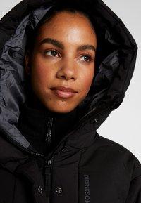 Didriksons - PYSEN  - Winter coat - black - 3