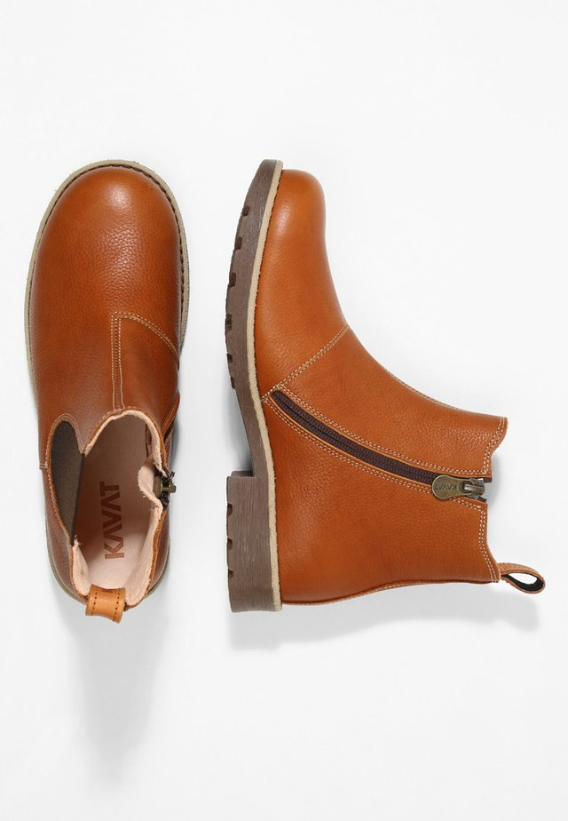 HUSUM  - Bottines - light brown