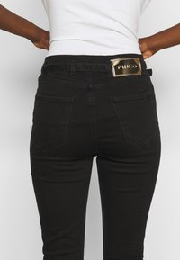 Pinko - SUSAN TROUSERS - Jeansy Skinny Fit - black - 3