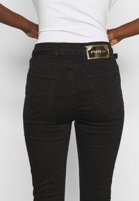 Pinko - SUSAN TROUSERS - Jeans Skinny Fit - black - 3