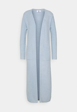 Cardigan - pale blue