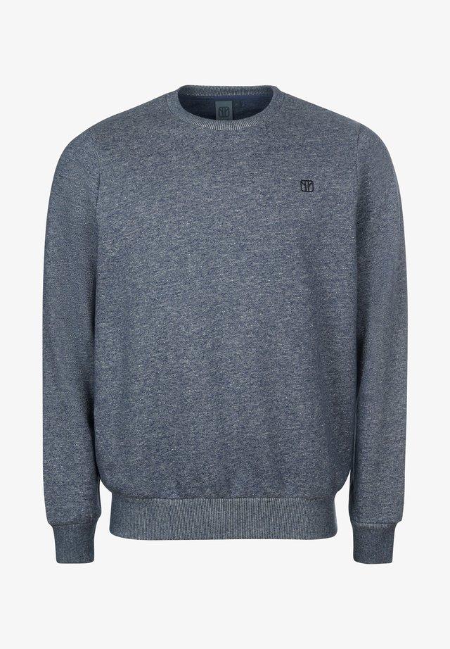Sweatshirt - bluemelange