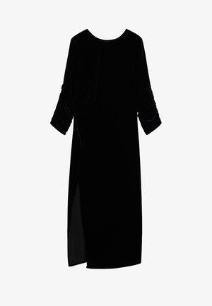 VELVY-I - Robe fourreau - svart
