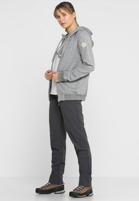 Schöffel - Pants ASCONA - Outdoor trousers - anthracite - 1