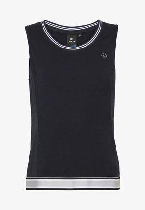 HONKILAHTI - Treningsskjorter - dark blue