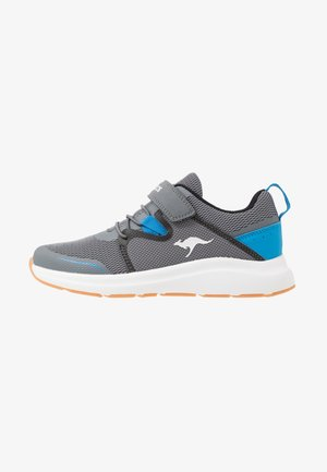KB-RACE - Trainers - steel grey/brillant blue