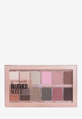 NUDES LIDSCHATTENPALETTE - Eyeshadow palette - blushed