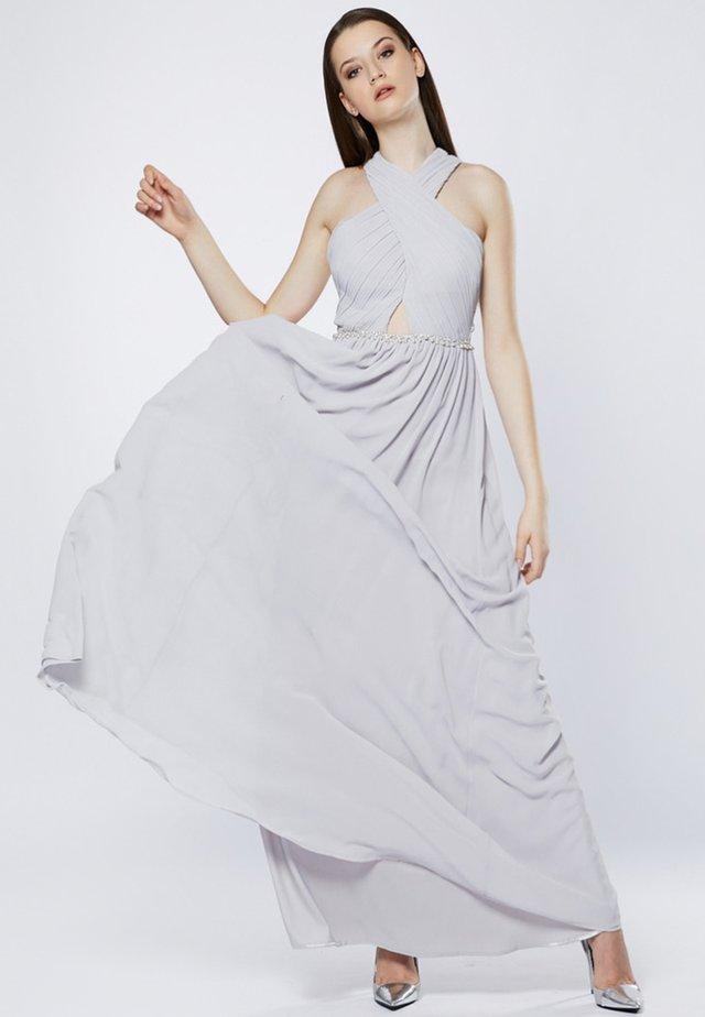 Robe longue - silver