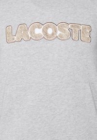 Lacoste - Hoodie - silver chine - 2