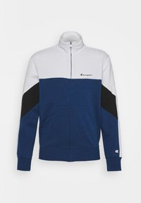 Champion - FULL ZIP SUIT - Tracksuit - blue/white - 10