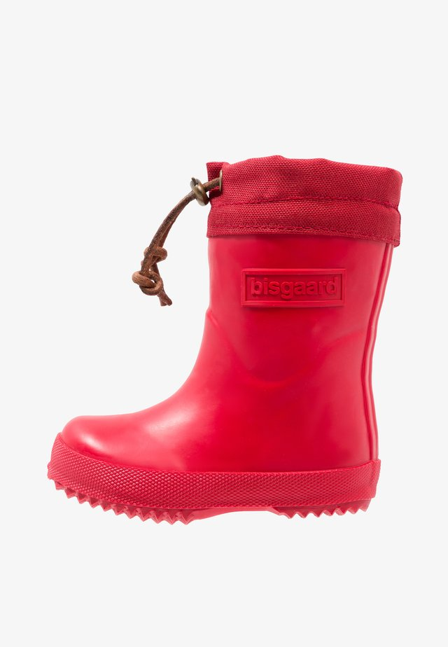 THERMO BOOT - Holínky - red
