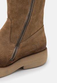 Felmini - EXTRA - Platform boots - marvin stone - 5