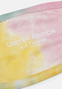 Sixth June - TIE DYE WITH LIMITED EDITION - Stoffen mondkapje - pink - 6