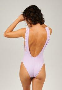 Girls in Paris - Swimsuit - purple - 3