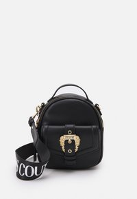 Versace Jeans Couture - SMALL BACKPBACK - Rucksack - nero - 1