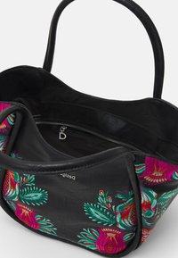 Desigual - BOLS LOUVRE ROTTUM - Handbag - black - 2
