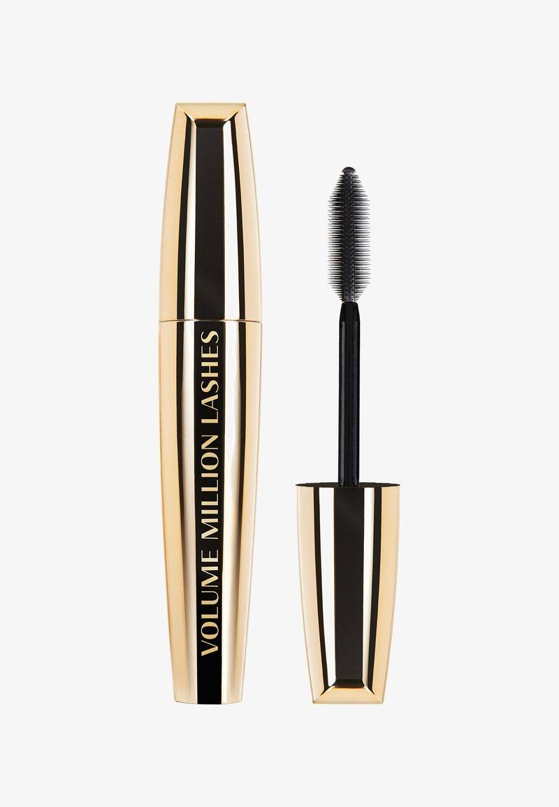 L'Oréal Paris - VOLUME MILLION LASHES - Mascara - schwarz