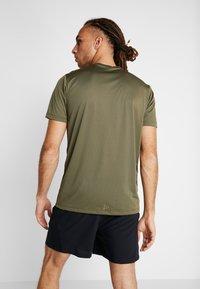 Craft - CORE ESSENCE TEE  - Print T-shirt - rift - 2