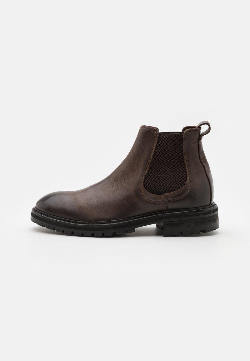 Hudson London - CANFORD - Kotníkové boty - brown