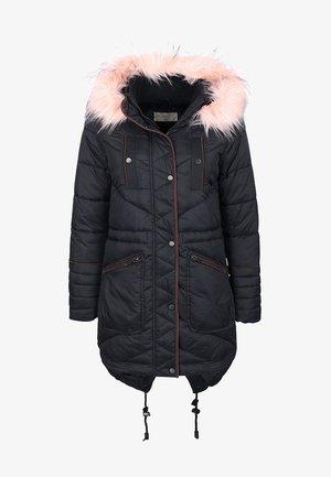 Winterjas - schwarz