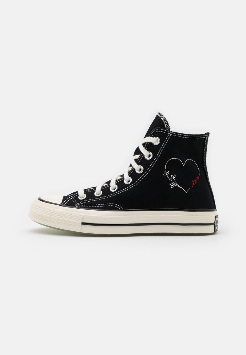Converse - CHUCK 70 UNISEX - High-top trainers - black/egret/black