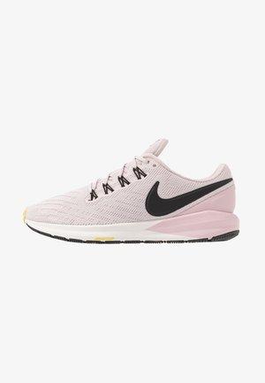 AIR ZOOM STRUCTURE  - Stabilty running shoes - platinum violet/black/plum chalk/infinite gold/summit white