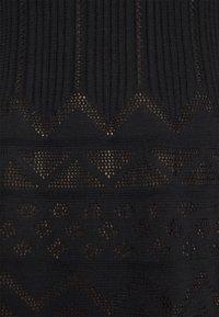 M Missoni - ABITO - Jumper dress - black - 2