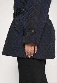 Lauren Ralph Lauren Woman - INSULATED COAT - Winter coat - dark navy - 3