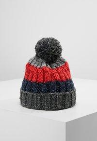 Barts - WILHELM BEANIE - Mütze - grau - 3