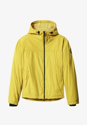 A-CIRCULAR - Outdoor jacket - yellow moss