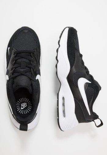 AIR MAX FUSION UNISEX - Sneakers laag - black/white