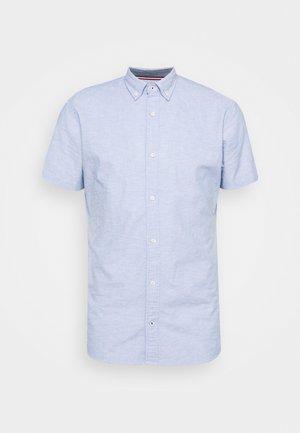 KURZARMHEMD BUTTON-DOWN - Shirt - mottled dark blue
