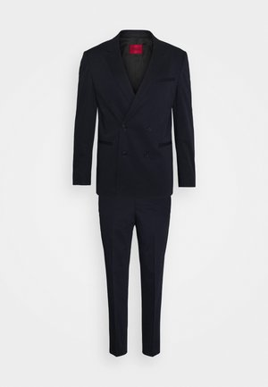HERMAN GERMAN - Suit - dark blue