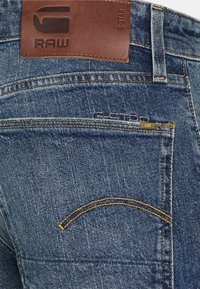 G-Star - STRAIGHT - Jeans straight leg -  faded riverblue - 5