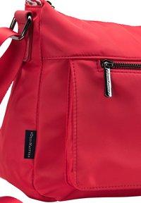 DreiMaster - Across body bag - red - 4