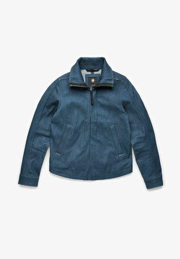 Denim jacket - raw denim
