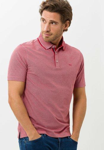 STYLE PETTER - Polo shirt - mars