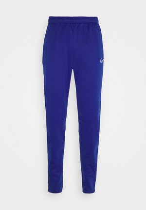 ACADEMY PANT WINTERIZED - Tracksuit bottoms - deep royal blue/silver