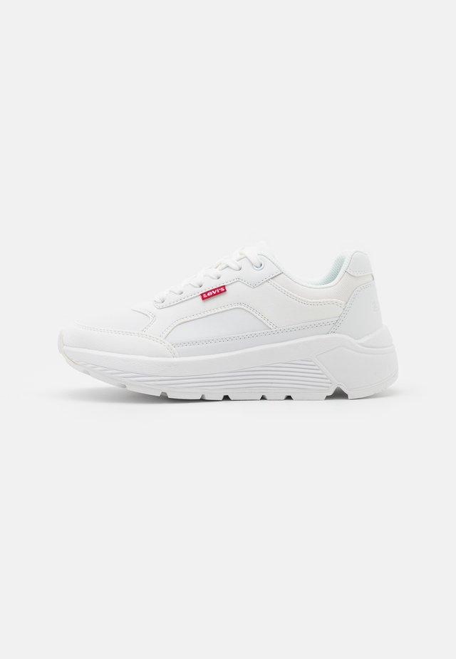 KESTERSON  - Sneakers basse - brilliant white